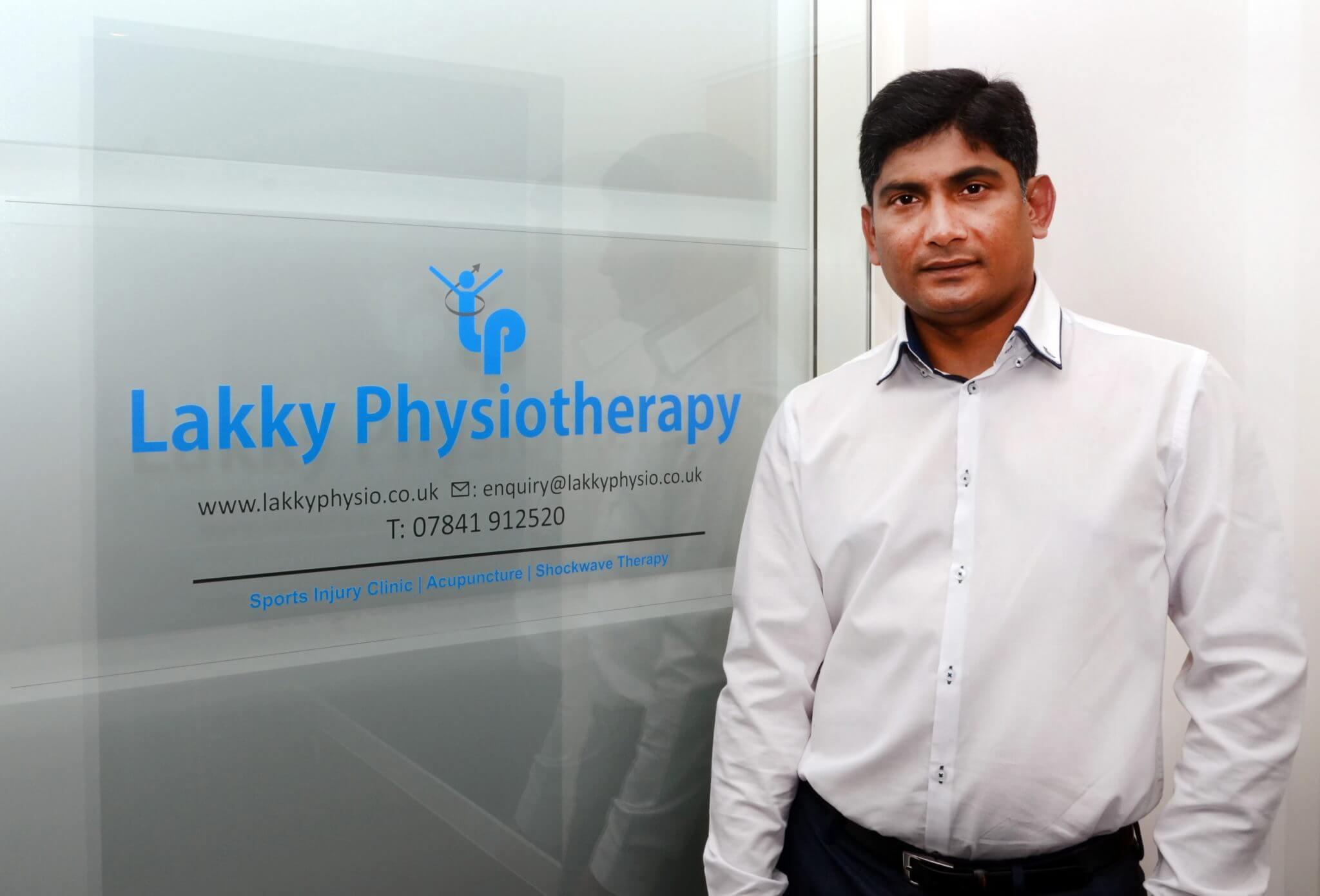 Mr Venkata R R Lakky
